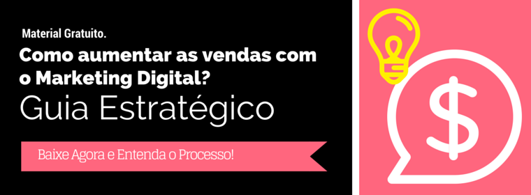 CTA - Aumentar as Vendas com Marketing Digital