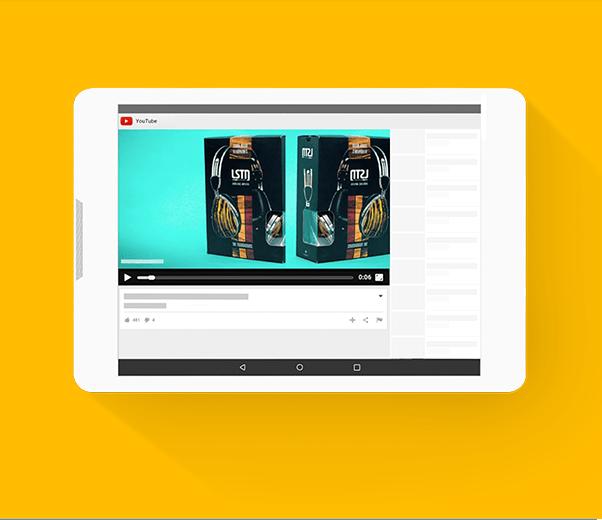 Anúncios de Vídeo do Google AdWords