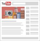 Anúncio Youtube TrueView Stream
