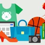 Anúncios da lista de produtos Adwords