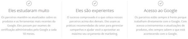 Agência Certificada Google