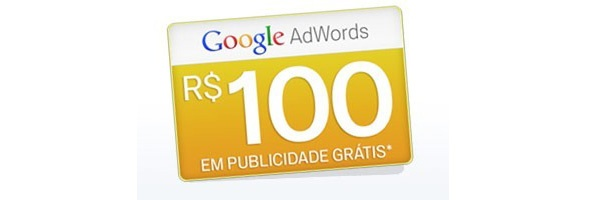 Exemplo Cupom Promocional Google