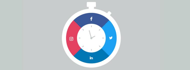 Horário nobre: que horas devo postar nas redes sociais?