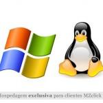 Hospedagem Windows e Linux