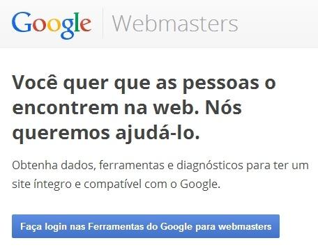 Login Webmaster