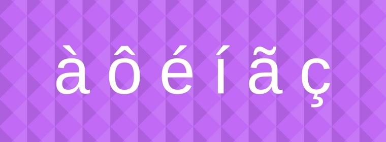 Palavra-chave acentuada – Como ficam os acentos na URL?