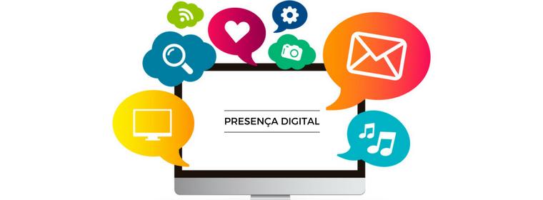 Presença Digital - Sua Empresa Tem?