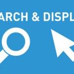 Rede de pesquisa x Rede Display / Rede de Conteúdo