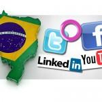 Evolução das redes sociais no Brasil