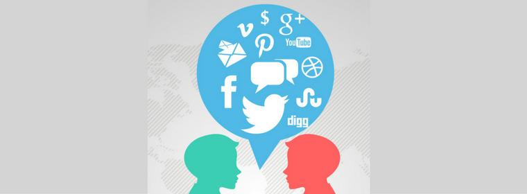Relacionamento com clientes: Você interage com os seus