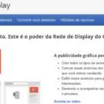 Campanha de Smart Display no Google